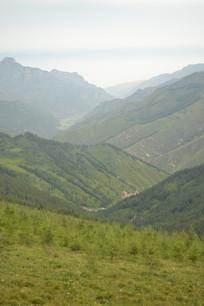 五台山自然风光