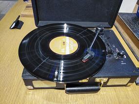 老式经典留声机
