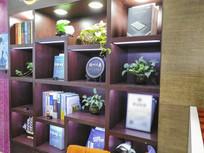 书柜橱窗展示