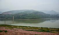 远山水库和桥梁
