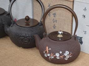 古色古香茶壶工艺品