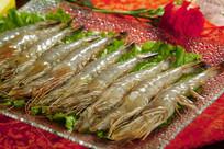 火锅涮品大虾