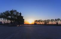 城市休闲广场