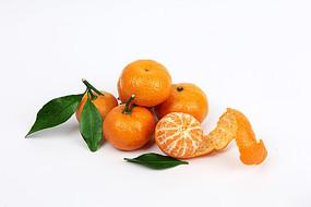 新鲜水果摄影砂糖桔