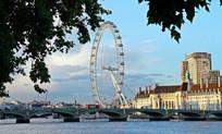 伦敦城市周边摄影