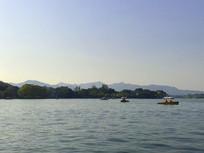 杭州西湖景色