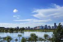 松花江畔建筑