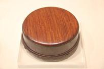 木雕砚台盒子