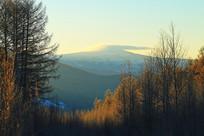 大兴安岭北部最高峰奥克里堆山