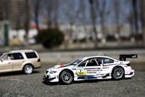 白色宝马M3模型