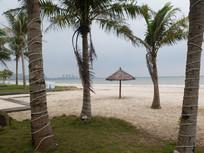 海南岛海滩风光