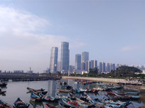 港口渔业捕捞