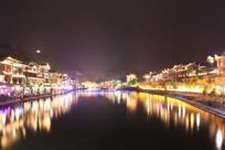 凤凰古城夜景风光