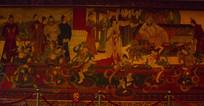 唐朝艺术壁画