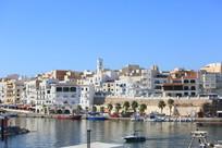 城市建筑港口