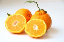 丑橘高清摄影图