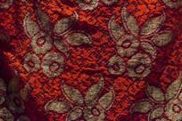 旗袍古典花色花纹