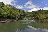 黄果树天星桥景区风景