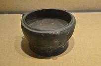沙质黑皮陶