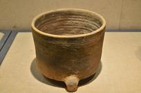 西汉原始瓷奁