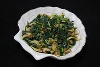韭菜炒蛏子