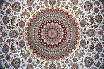 新疆地毯图案