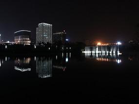 大宁会议中心夜景