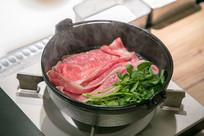 野菜牛肉煲