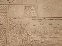 墙面瓷砖素材
