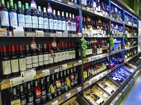各类洋酒展示柜