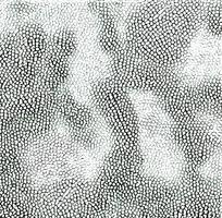 灰色皮革纹理斑块图