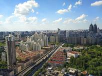 绿色城市建筑