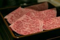 雪花牛肉片