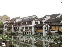 江南水乡摄影图