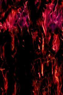 炫酷艺术火焰海报