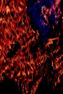 燃烧烈火时尚背景图片