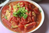 农家菜西红柿炒鸡蛋