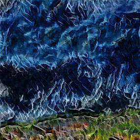 现代抽象艺术装饰油画