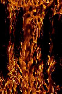 动感火焰手机背景图片