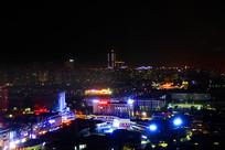 芜湖迷人夜色