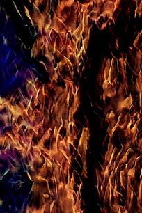 烈焰翻滚手机背景图片