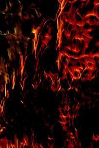 震撼烈焰手机背景图片