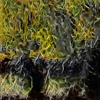 复古抽象油画壁纸