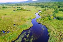 曲折的哈乌尔河