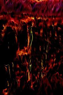 创意舞动火焰底纹背景