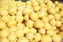 金秋思州柚
