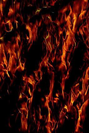 抽象火焰底纹背景