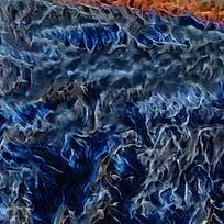 酷炫蓝色火焰底纹