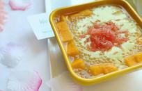 红柚芒果西米露