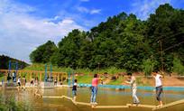 水上拓展训练项目